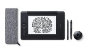 Second Prize: Wacom Intuos Pro Paper Medium Pen Tablet