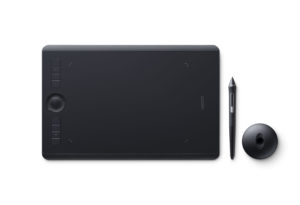 Third Prize: Wacom Intuos Pro Medium Pen Tablet